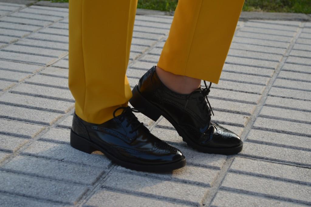 Look con estilo masculino para mujeres con estilo