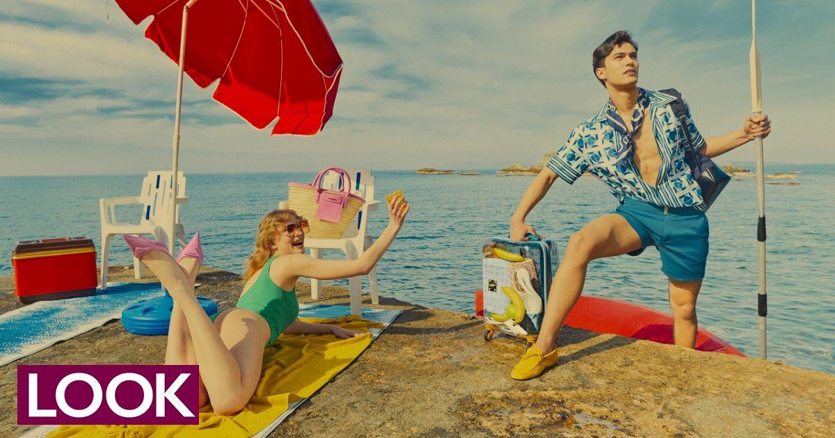 Kalogirou filmó el comercial más bonito del verano