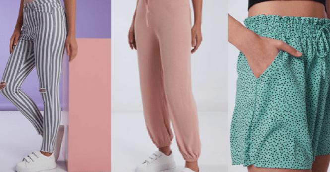 pantalones cortos celestino