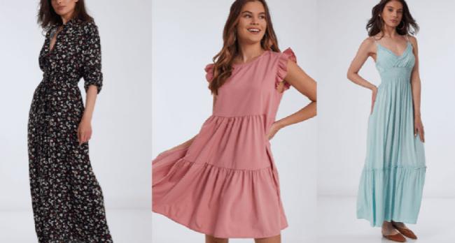 vestidos de primavera verano