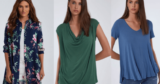 camisas para mujeres