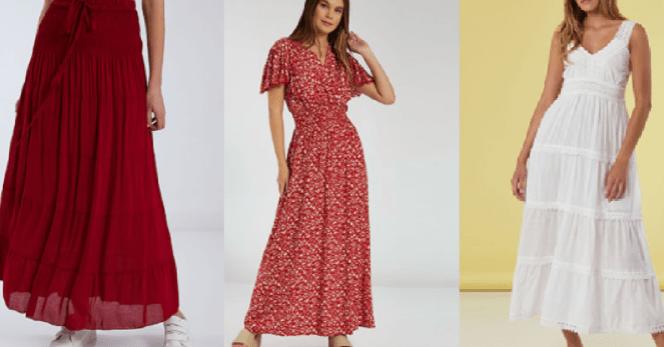 nuevos vestidos de verano 2021