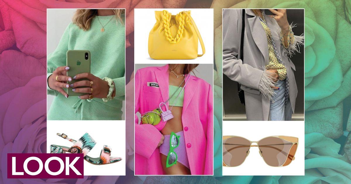 Los colores de la primavera de 2021 y cómo usarlos