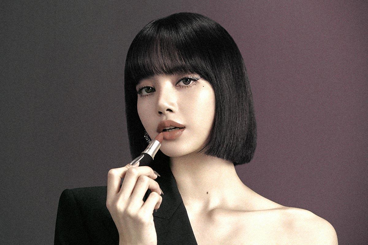 Blackpink Lisa es la nueva musa de Hedi Slimane