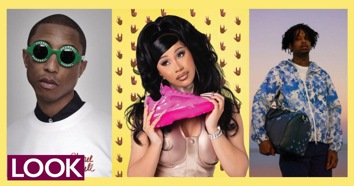 ¿Son los raperos los más influyentes de la moda en la actualidad?