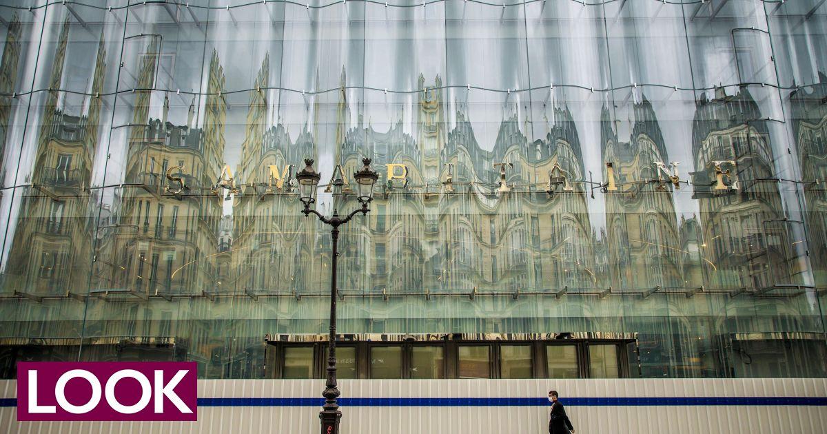 Samaritaine: Vuelve la icónica tienda departamental de París