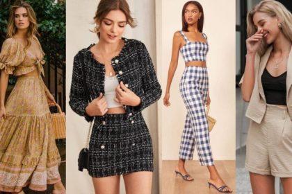 ¡8 conjuntos de ropa para llevar mucho este verano!