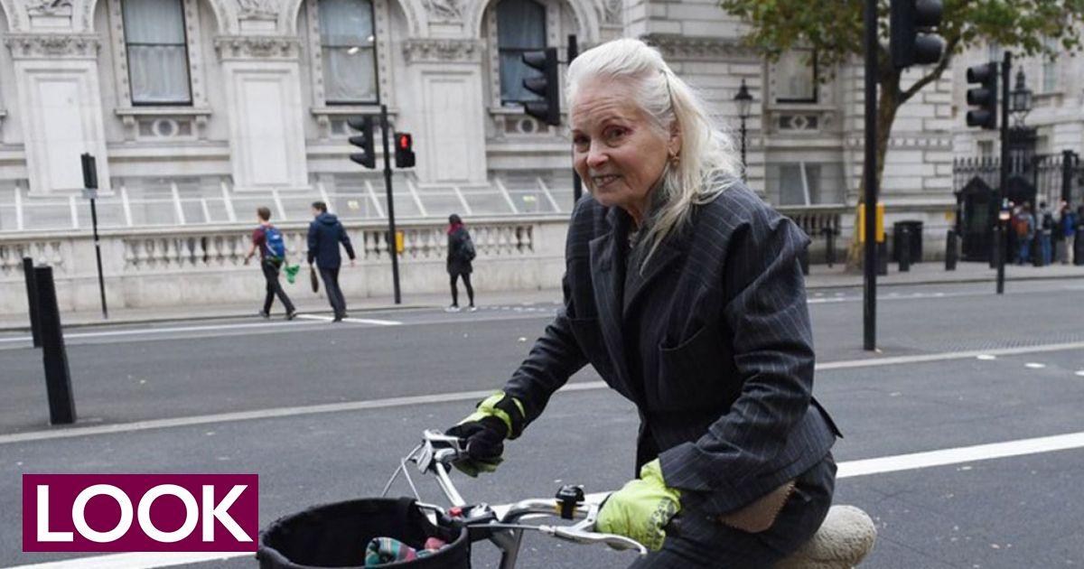 Vivienne Westwood: Celebra los 80 con un rotundo mensaje social
