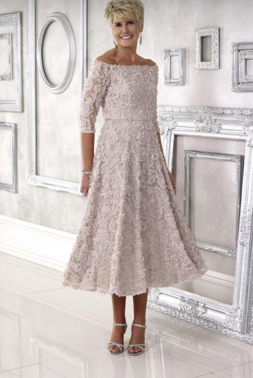 alinear un vestido para la madre de la novia casarse boda civil