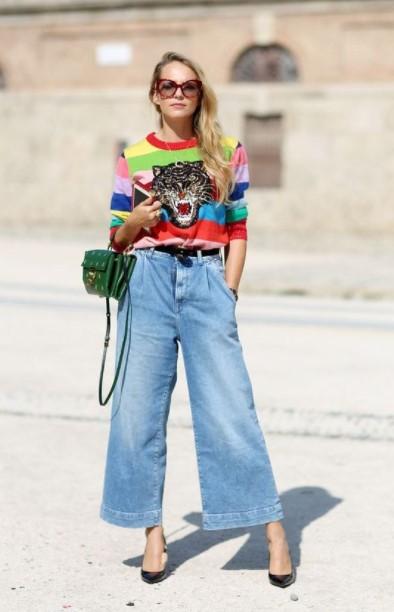 jeans zip kilo camiseta trajes de mezclilla de moda