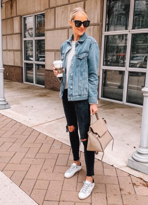 zapatillas blancas para armario de primavera