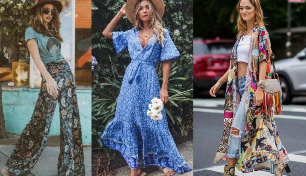 Ideas elegantes para vestidos boho en la primavera de 2021