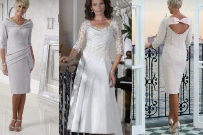 ¡Qué ropa ponerse si su hija se casa en una ceremonia civil!