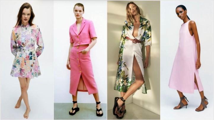 Ropa de verano de mujer Zara para 2021