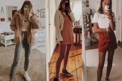 ¡8 atuendos maravillosos y de moda para chicas adolescentes!