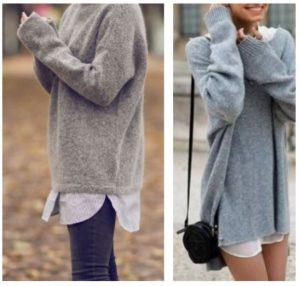 suéteres en niveles