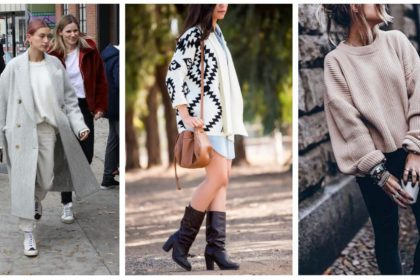 ¡7 outfits únicos para combinar tu ropa oversize!