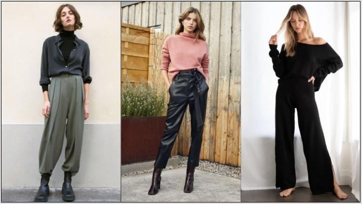 ¡5 pantalones que están de moda este invierno!
