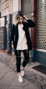 ropa casual de invierno