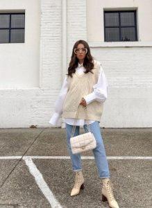 ropa de invierno moderna
