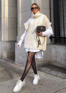 chaleco de vestir de invierno