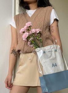 ropa de mujer con falda
