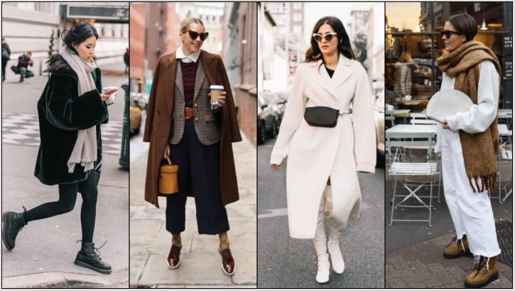 ¡5 consejos para la ropa de estilo diario cuando hace frío!