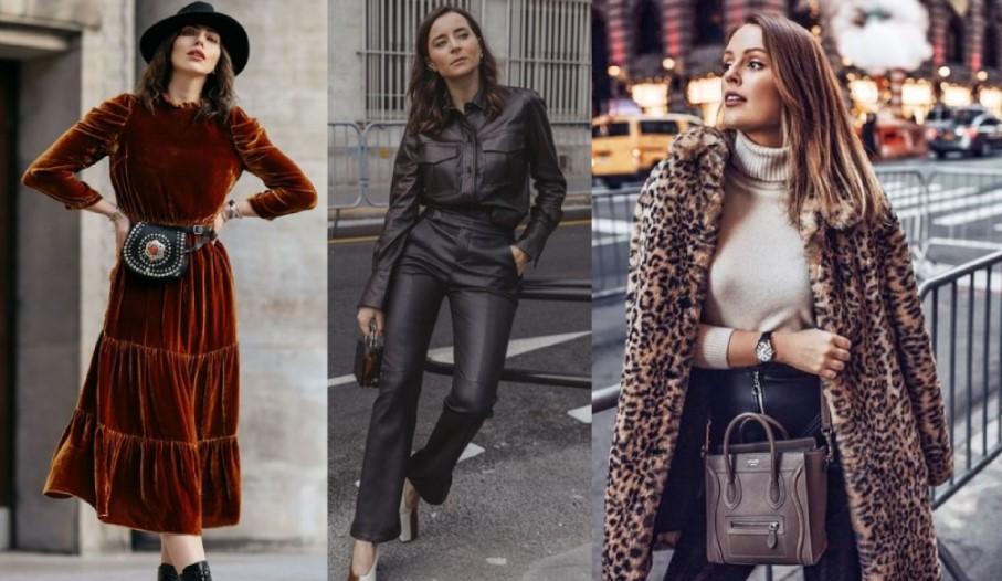 ¡50 ideas para ropa de mujer moderna en invierno!