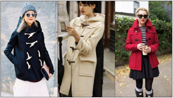 ¡Cómo combinar una chaqueta Montgomery de mujer!