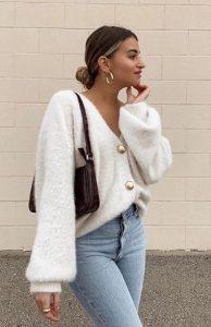 traje de invierno con rebeca