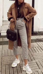 ropa de mujer en invierno