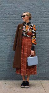 ropa de mujer con estampados