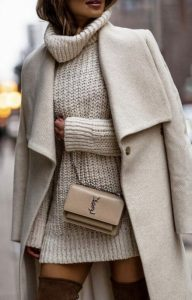 ropa de invierno para mujer