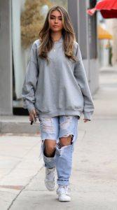 vestirse con jeans