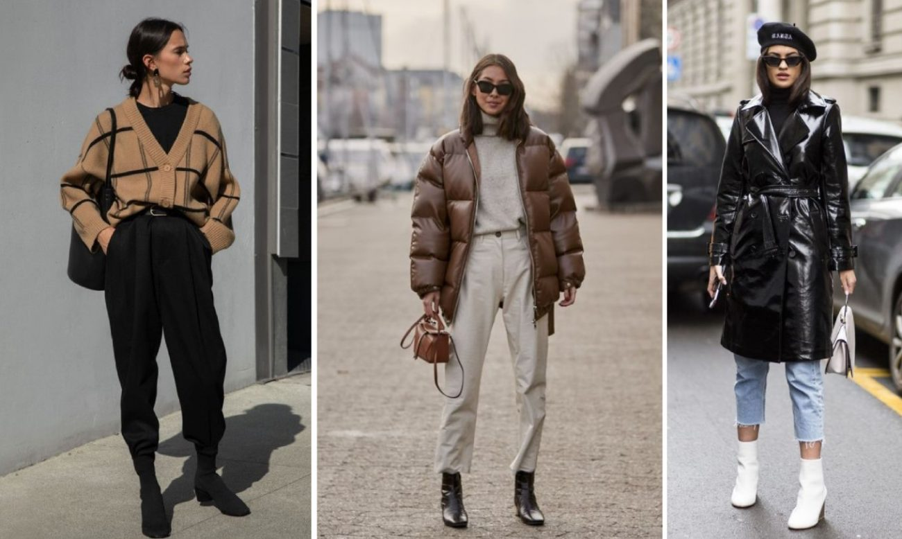 ¡7 ideas para ropa de mujer de invierno única!