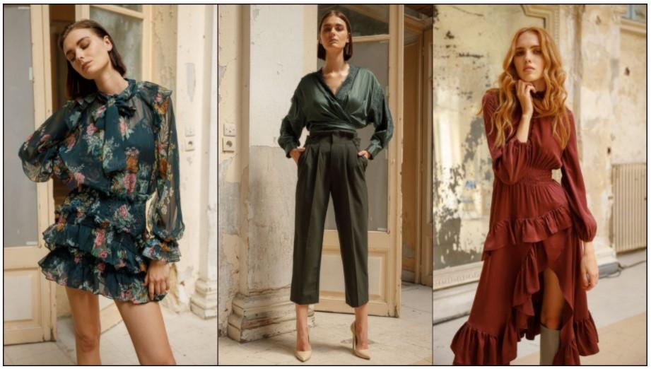 Nueva ropa de mujer Zini Boutique para el invierno de 2021