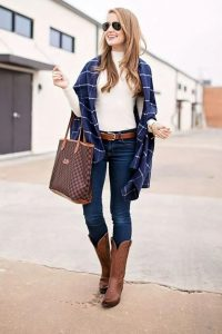 jeans con camisa