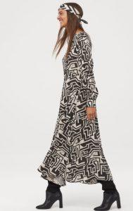 vestidos de mujer h & m invierno 2020