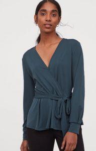 blusas de noche para mujer invierno 2020