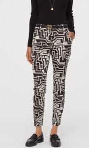 pantalones de mujer juvenil h & m