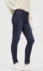pantalones ajustados de jean para mujer 2020