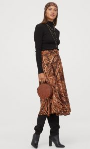 faldas de mujer otoño 2019