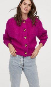 cardigans cortos de lana para mujer 2020