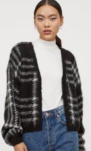 abrigo de piel para mujer h & m