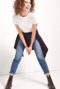 pantalones de jean para mujer