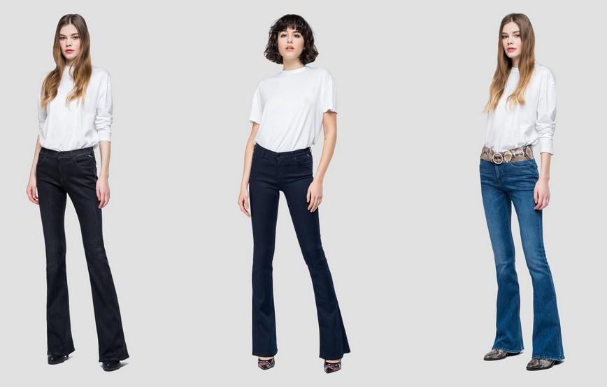 jeans kabana