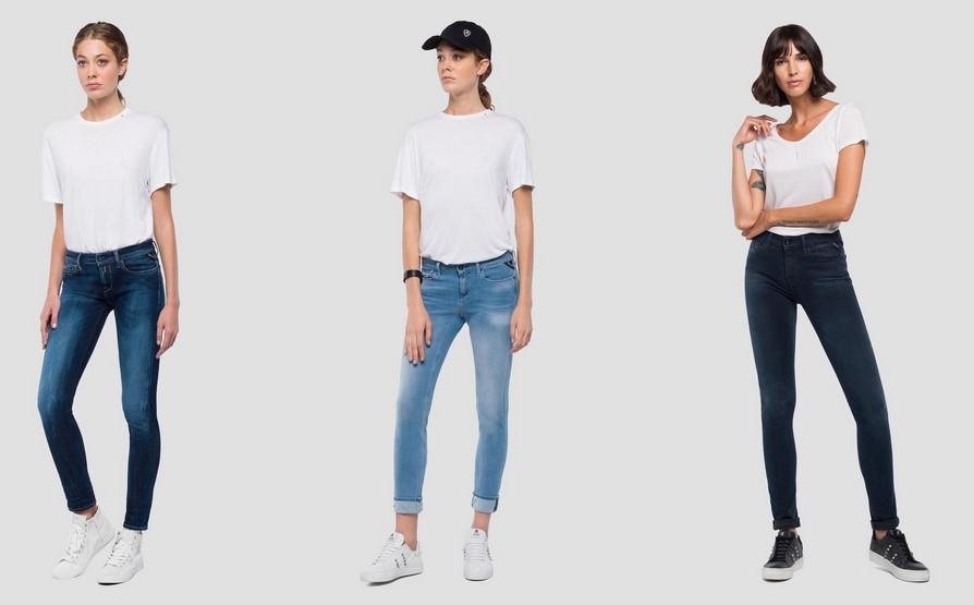 repetición de jeans