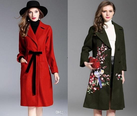 abrigo tendencias de moda 2020