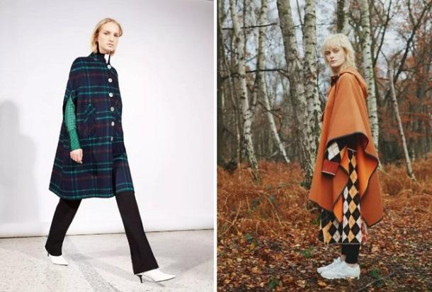 Capas abrigos de moda invierno 2020