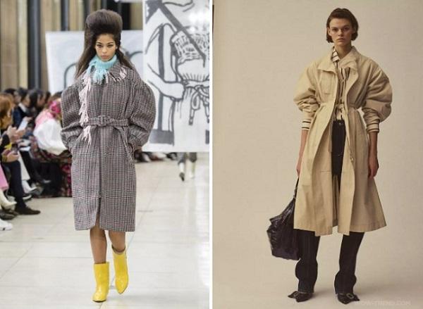 abrigo de mujer otoño invierno 2020